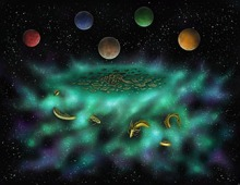 World of Five Moons
